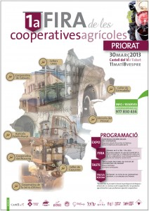 CARTELL 1A FIRA COOPERATIVES PRIORAT30-3-2013
