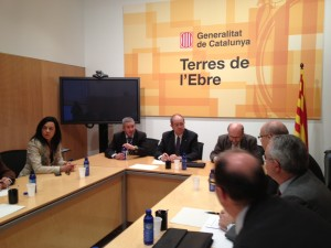 Reunió MADE felip Puig  11-3-2013