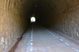 Túnel Via Verda Tarra Alta oberta de nou