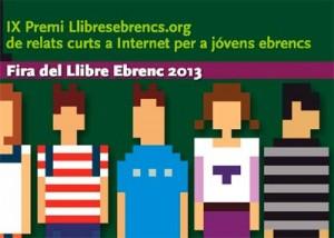 CARTELL LLIBRES EBRENCSORG 9 EDICIÓ