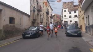 Corredors cursa Tivissa festa major 28-7-2013