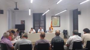 Ple Consell Comarcal Priorat 18-7-2013 (últim Cesar López)