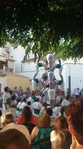 castellets 4-8-2013