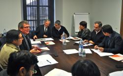 Constitució comissió seguiment Carta Paisatge Priorat 27-11-2013