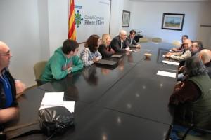 Pla ocupació Ribera d'Ebre 2013 GR99 13-11-2013