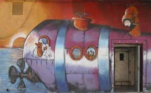 Fachada Lo Submarino Rasquera
