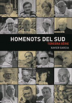 Portada Homenots del Sud tercer volum Xavier Garcia 2014