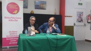 Presentació Francesca Aliern Les Passions de la Menestrala 5-5-2014