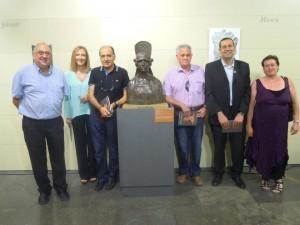 Morencs a l'inauguració Llabor Ebrenca (Tortosa) 27-6-14