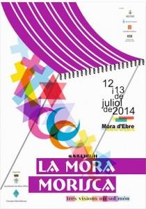 CARTELL MÓRA MORISCA 2014