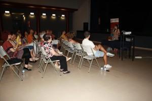 Conferència de Mònica Sales