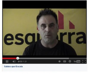 ERC MLN VIDEO IESCOLA 3 D'ABRIL 9-9-14