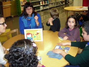 CLUB LECTURA INFANTIL MÓRA D'EBRE_2 11-11-14