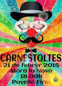 Carnaval Móra la Nova 2015