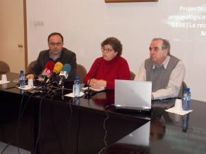 presentació projecte jaciment Molló_