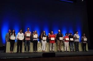 DISTINCIÓ PAU 2015