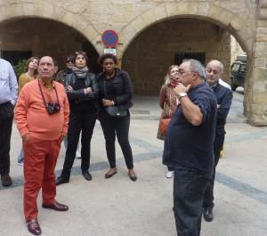 03-10-15 Visita Claude Picasso2