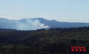 incendi Benissanet