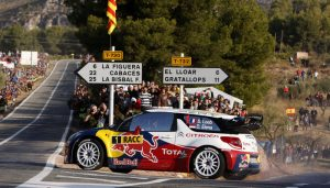SPORTAUTO - WORLD RALLY CHAMPIONSHIP 2011 - RALLY SPAIN 2011- WRC - SALOU (SPA) 20/10 TO 23/10/2011 -  PHOTO : ANDRE LAVADINHO
