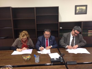 Conveni Unió Botiguers MdE Dep Empresa i Ocupació 12-12-2013