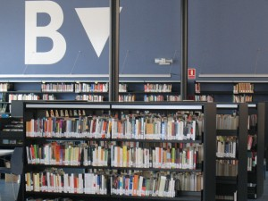 biblioteca Gandesa