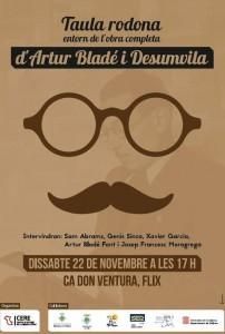 taula rodona Bladé 22-11-14