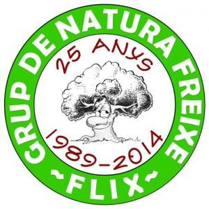 25 anys Grup Natura Freixe