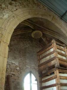 església vella ginestar