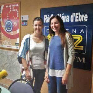 Cadena Ser Móra d'Ebre. Psicologia Positiva. Sandra Barceló