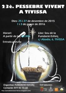 PESSEBRE TIVISSA 2015