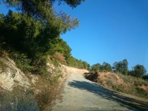 camí campassos Mora d'Ebre