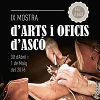MOSTRA D'ARTS ASCÓ