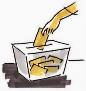 campaña electoral