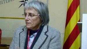 Maria Beltran, alcaldessa de Tivenys.
