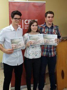 tres finalistes